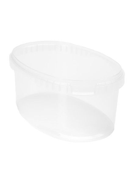 RPC Superfos Becher | 1,2 l | oval | 100er Pack