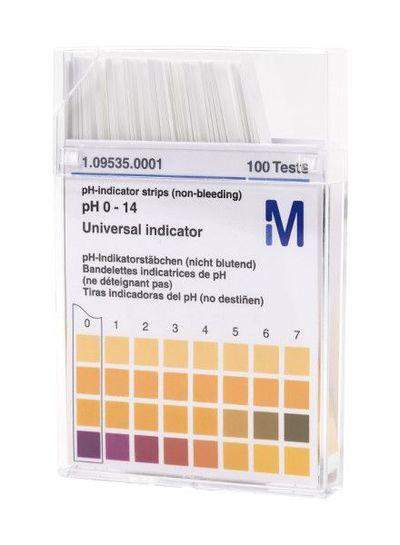 pH-Streifen | 0 - 14