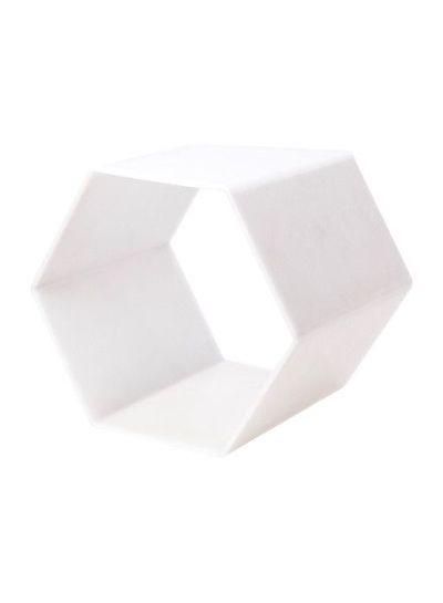 Hartkäseform | sechseckig | 25 cm