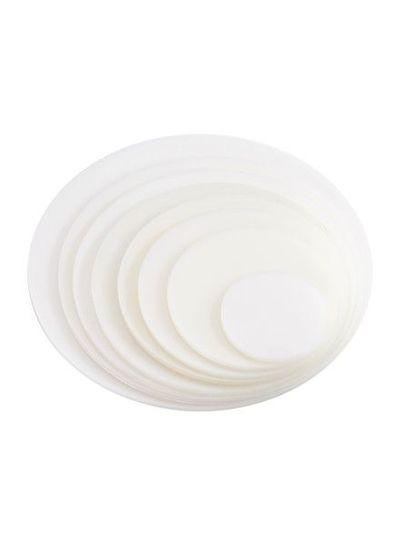 Pressdeckel für Käseform | Ø 25 cm | gerillt