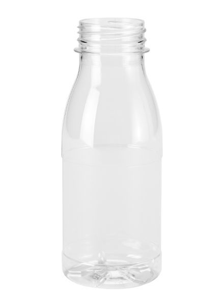E-proPlast Milchflasche PET | rund |  0,25 l
