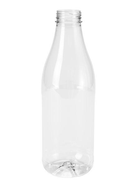 E-proPlast Milchflasche PET | rund  | 1 l
