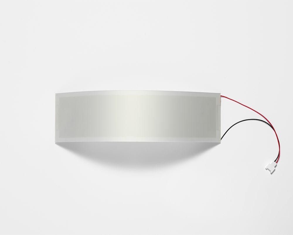 LG Display Flexibel biegbares OLED Modul 200x50mm