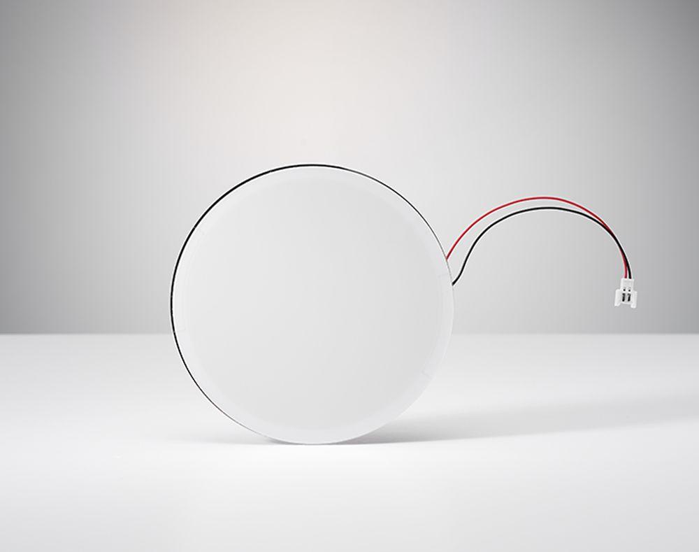 LG Display Rundes OLED-Modul Ø109mm
