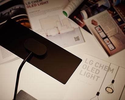 OLED-Lamp Sky