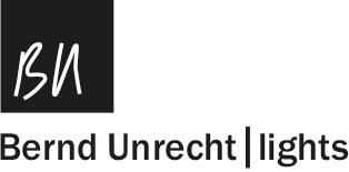 Bernd Unrecht lights logo