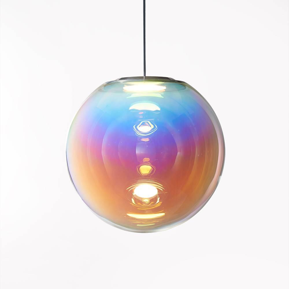 NEO/CRAFT Iris OLED - Hängeleuchte