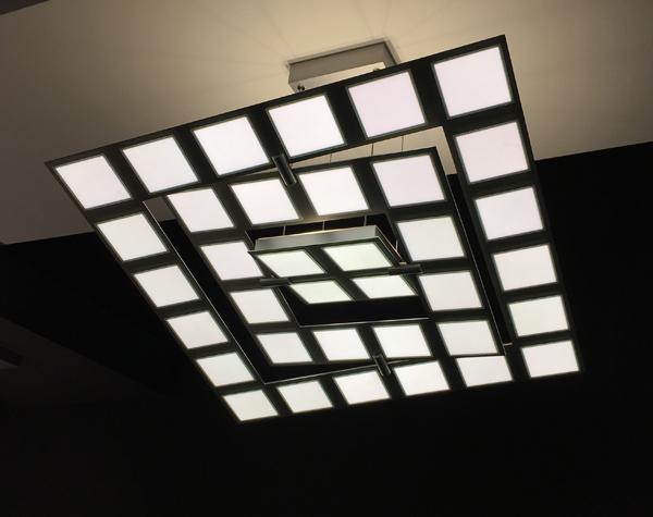 OLED Deckenleute von Bopp Leuchten