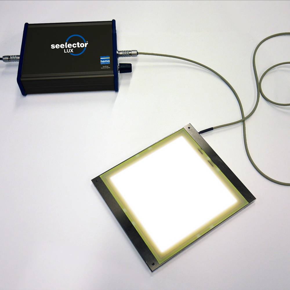 Hema Desktop Controller S-LUX-OLED