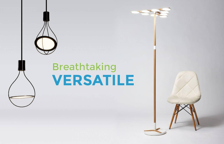 Breathtakingly versatile