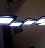 Iseli Light Tech. Quadron 5 OLED Pendelleuchte