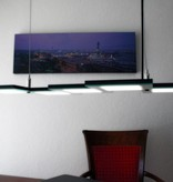 Iseli Light Tech. Quadron 5 OLED Pendant Lamp