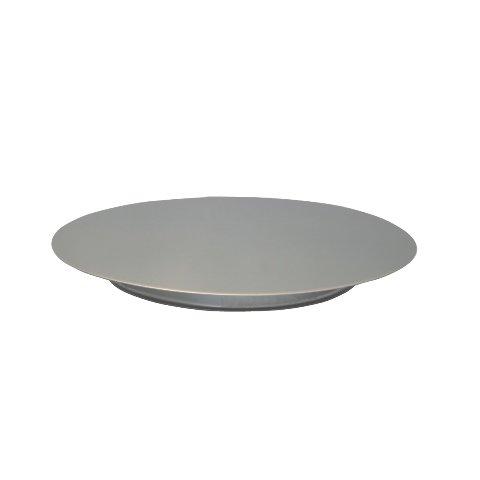 tortenplatte ohne rand chromnickelstahl kolb e shop. Black Bedroom Furniture Sets. Home Design Ideas