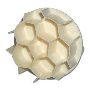 Brötchenstempel Fußball, Kunststoff
