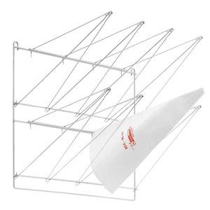 Aufhängegestell für 8 Dressiersäcke