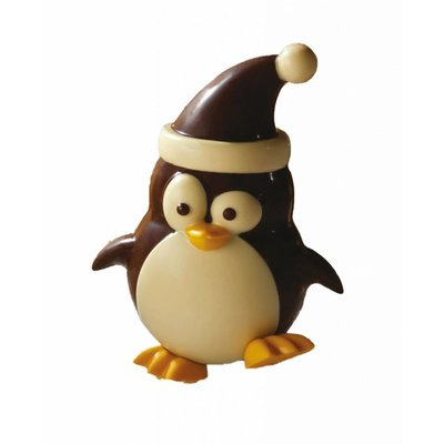 Pavoni Schokogiessform Pinguin