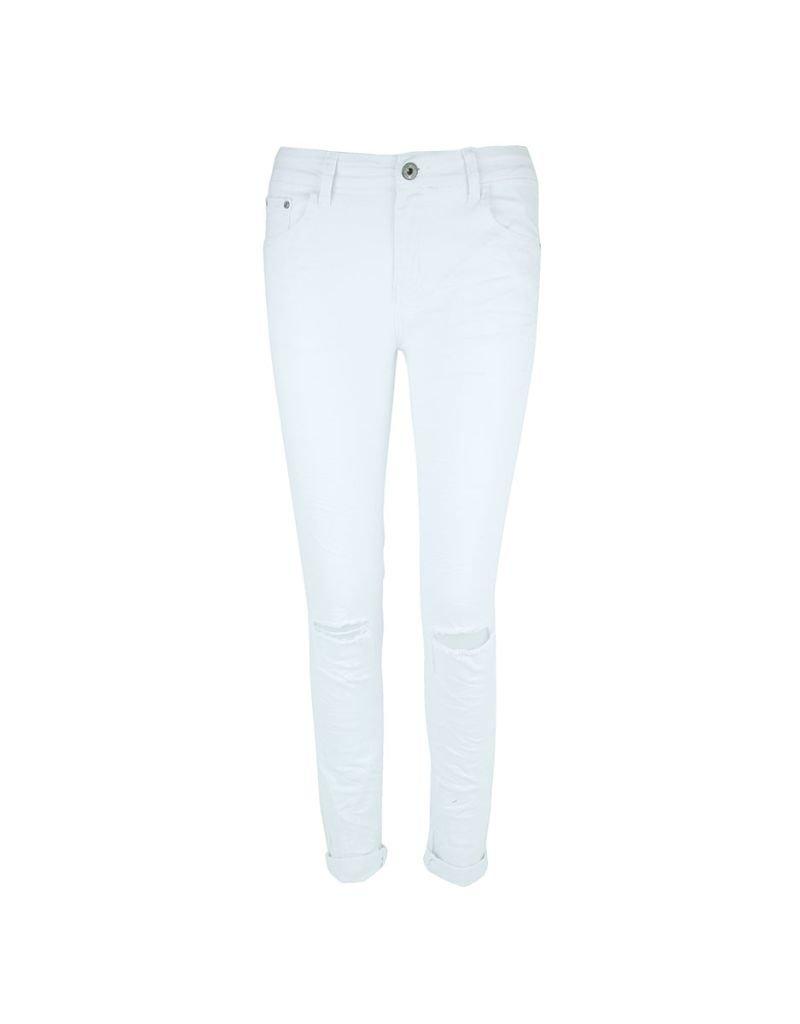 Jeans Blanca