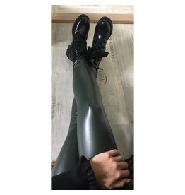 LEREN LEGGING GREEN