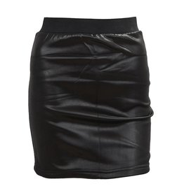 LEATHER SKIRT REBA