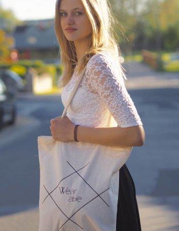 Wearable bag