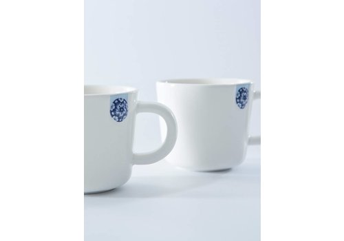 Royal Delft Blue D1653-Mug S (set van 2)