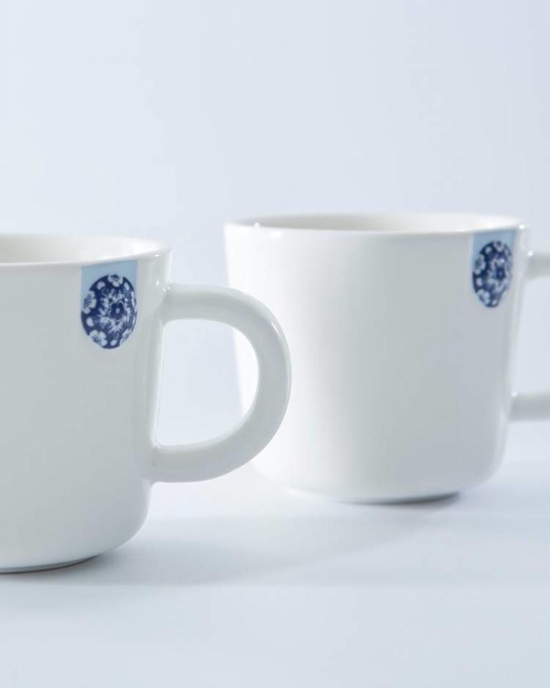 Royal Delft Mug S (set van 2) - Touch of Blue