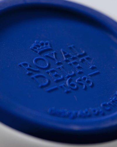 Royal Delft Belly Tea Story