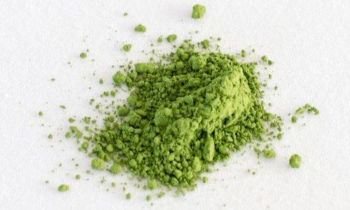Matcha, superior green tea
