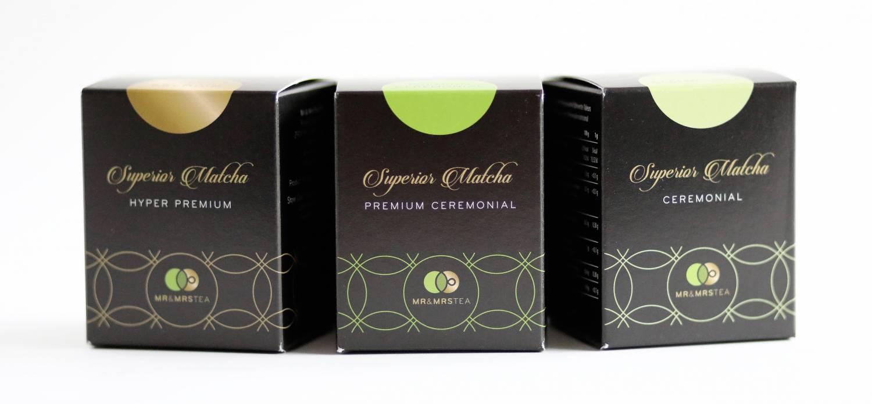 Superior Matcha Hyper Premium Ceremonial Mr & Mrs Tea