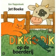 Jet Boeke Dikkie Dik- op de Boerdrij