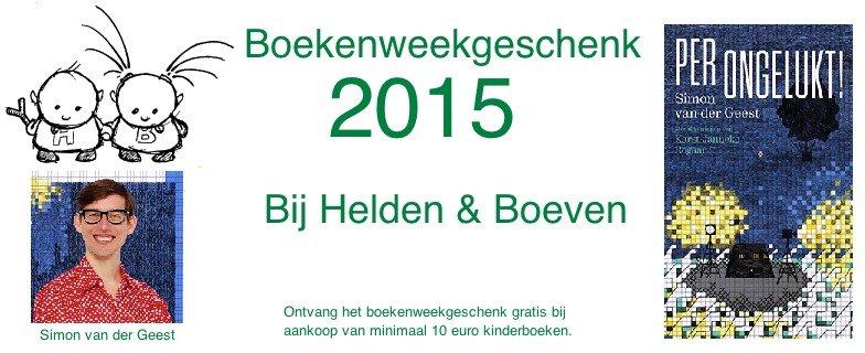 Kinderboekenweekgeschenk 2015
