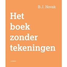 B.J. Novak Het boek zonder tekeningen