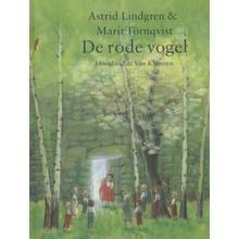 Astrid Lindgren De rode vogel