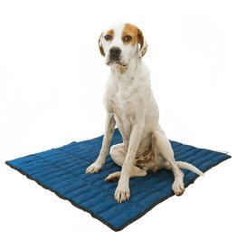 Aqua Coolkeeper Dog Cooling pad Pacific Blue