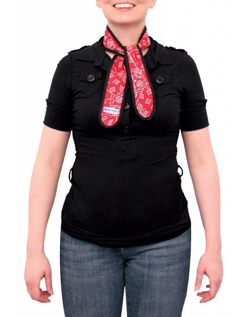 Aqua Coolkeeper Koel sjaal Red Western