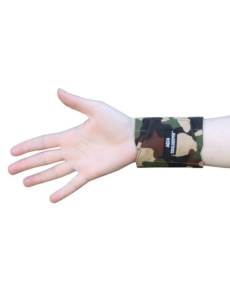 Aqua Coolkeeper Koel polsband Camouflage