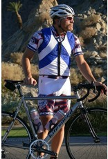 HyperKewl Velo Cycling Vest Blue