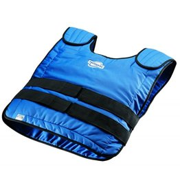 TechKewl Koelvest Pullover Blauw