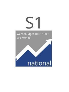SEM Paket National S1 (6 Monate)