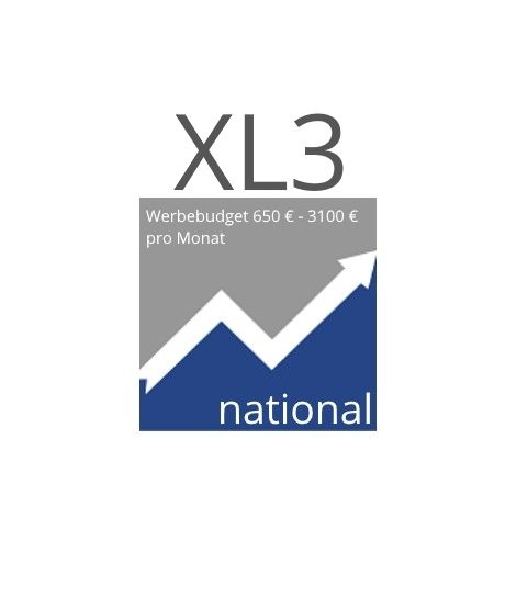 SEM Paket National XL3 (24 Monate)