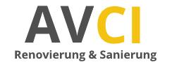 Renovierung & Sanierung - AVCI