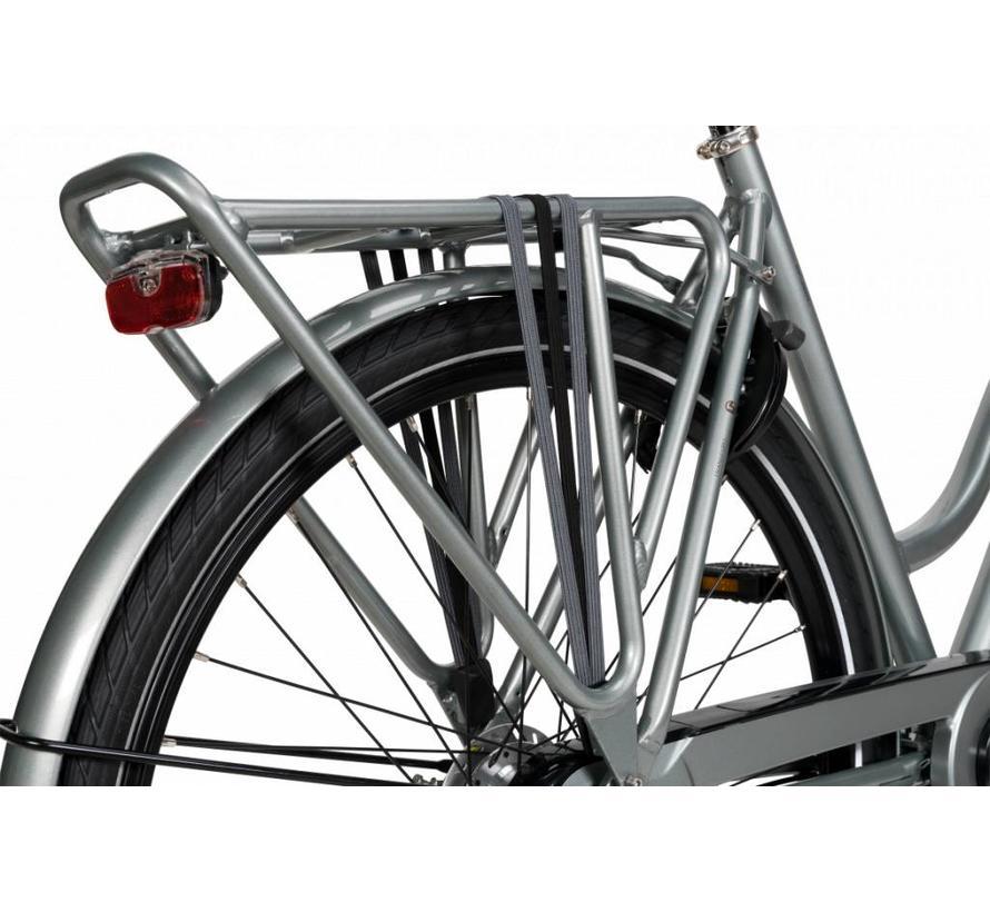Urban Transporter 28 inch Herenfiets 56 cm N7 Mat Zwart