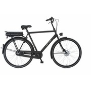 Cortina  E-U1 28 inch Herenfiets 53 cm Black Matt