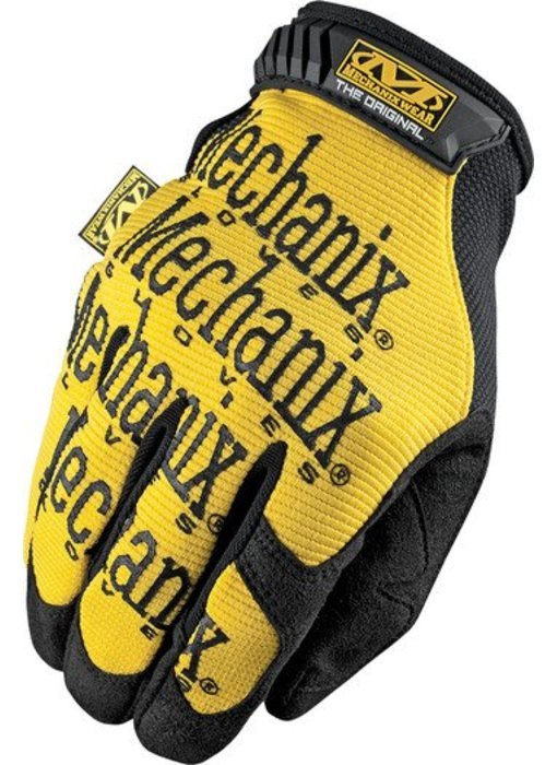 Mechanix Original geel