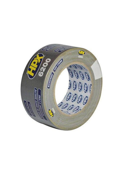 HPX Pro Duct Tape Zilver