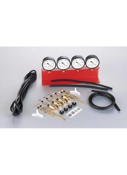 EFKA Carburateur synchronisatie 4cilinder