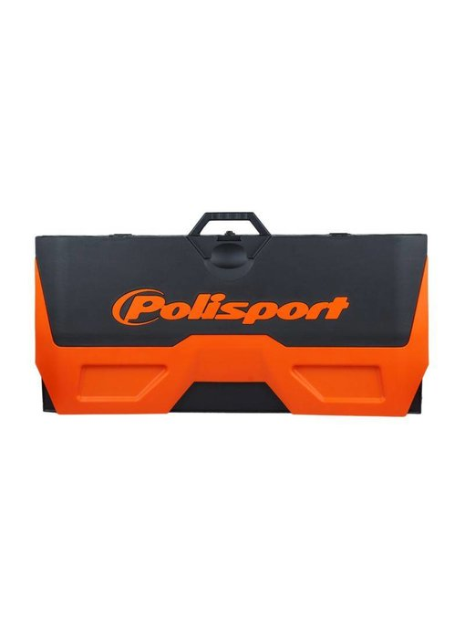Polisport Paddockmat oranje
