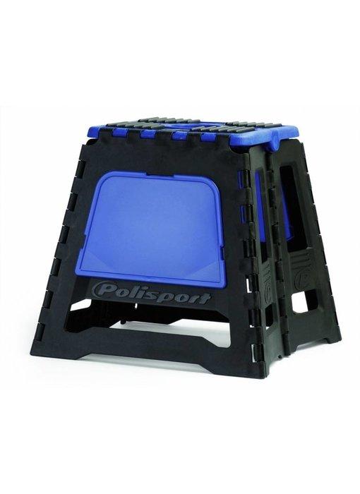 Polisport Crossmotor bok blauw