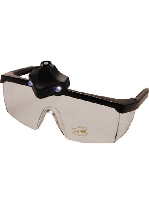 Veiligheidsbril met LED