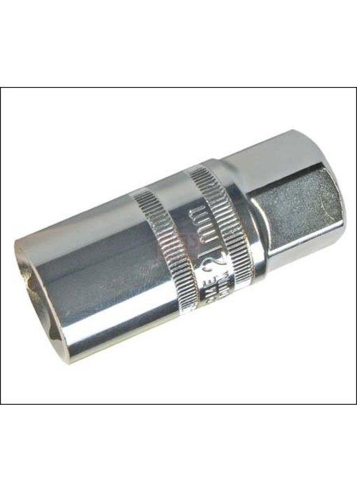 BGS Magnetische bougie dopsleutel 21 mm